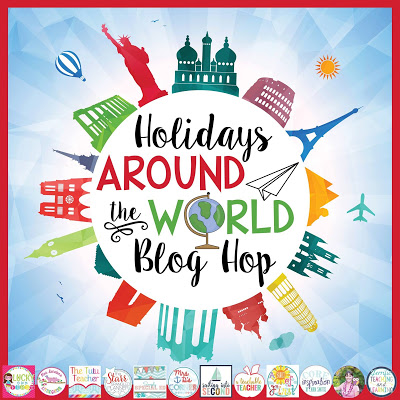 If you're doing a Christmas around the world unit, you HAVE to check out this Holidays Around the World Unit: England. You'll get book ideas, freebies, passport pages, and more! Click through to see how you could use this with your preschool, Kindergarten, 1st, 2nd, or 3rd grade classroom or homeschool students! It's sure to be a hit anytime in December when you do your holiday celebration. Grab your FREE downloads now!