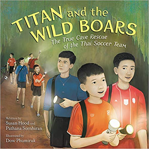 Titan and the Wild Boars by Susan Hood