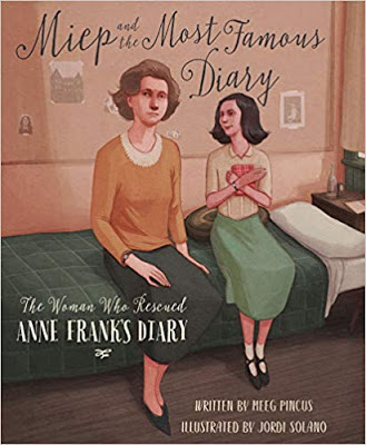 Miep and the Most Famous Diary