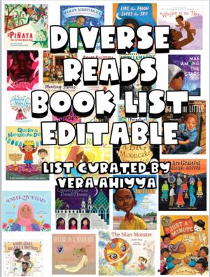 diverse booklist